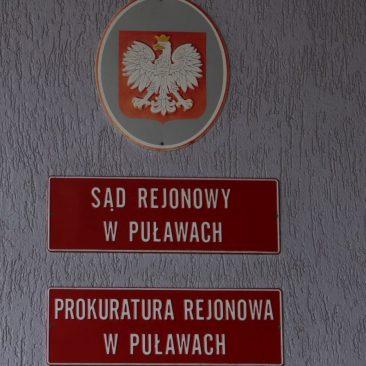 Audyt sieci informatycznej Sąd Rejonowy w Puławach Servus Comp Data Security zadbajobezpieczenstwo.pl Servus Comp