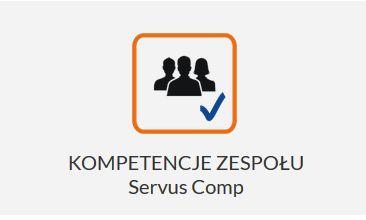 Kompetencje Zespołu Servus Comp Kraków