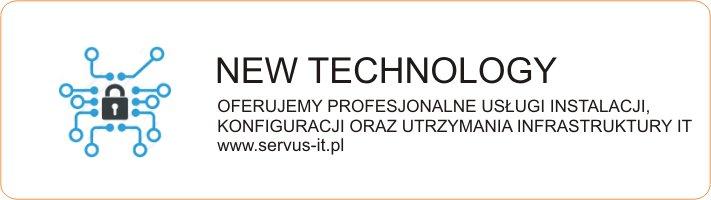 NEW TECHNOLOGY SERVUS COMP KRAKÓW