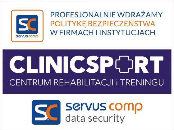 OCHRONA DANYCH OSOBOWYCH - CLINICSPORT