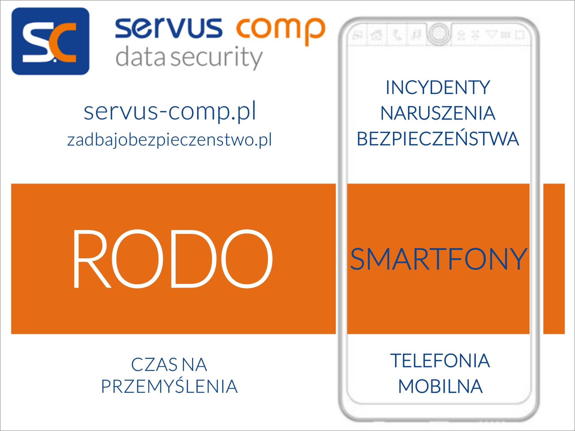 RODO – bezpieczeństwo danych – smartfony, system Android