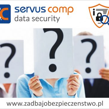 Anonimizacja Servus Comp Kraków